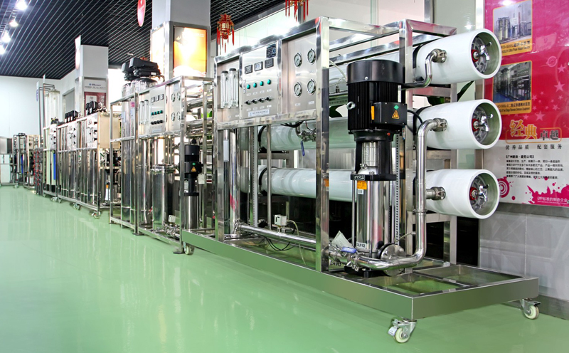SinaEkato:The structure of reverse osmosis water treatment equipment is briefly introduced