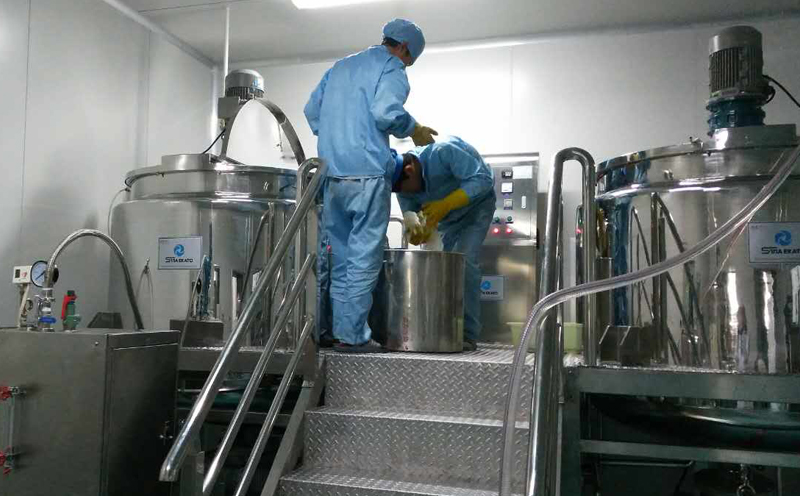 How much Vacuum emulsification equipment? How should choose?