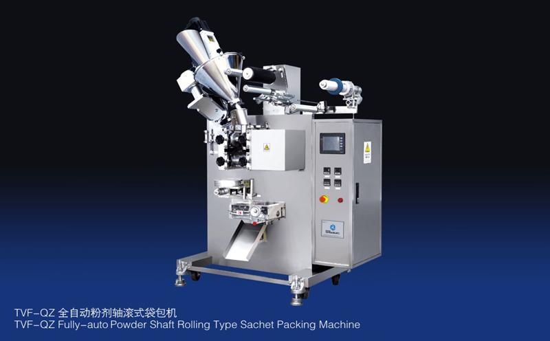 TVF-QZ Shaft Rolling Type Sachet Packing Machine