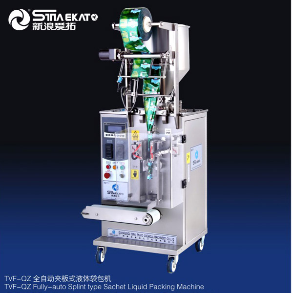 Sachet Packing Machine】Liquid Sachet Packing Machine|Powder