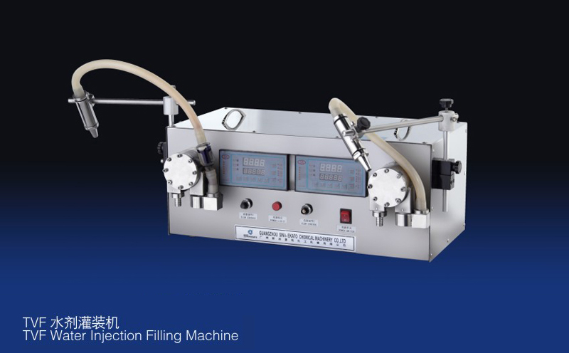 TVF Semi-Automatic Ointment and Liquid Filling Machine