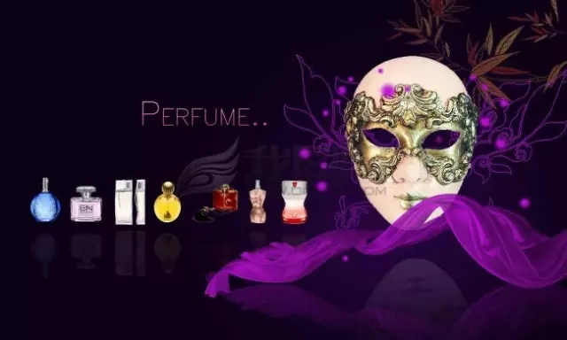 What are the production of perfume plant perfume?