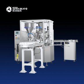 automatic cream&paste fulling machine