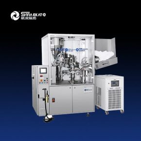automatic tube filling and sealing machine ST-60automatic tube filling and sealing machine ST-60