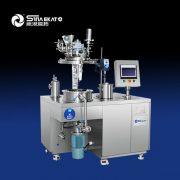 homogenizer vacuum emulsifying mixer SME-DE
